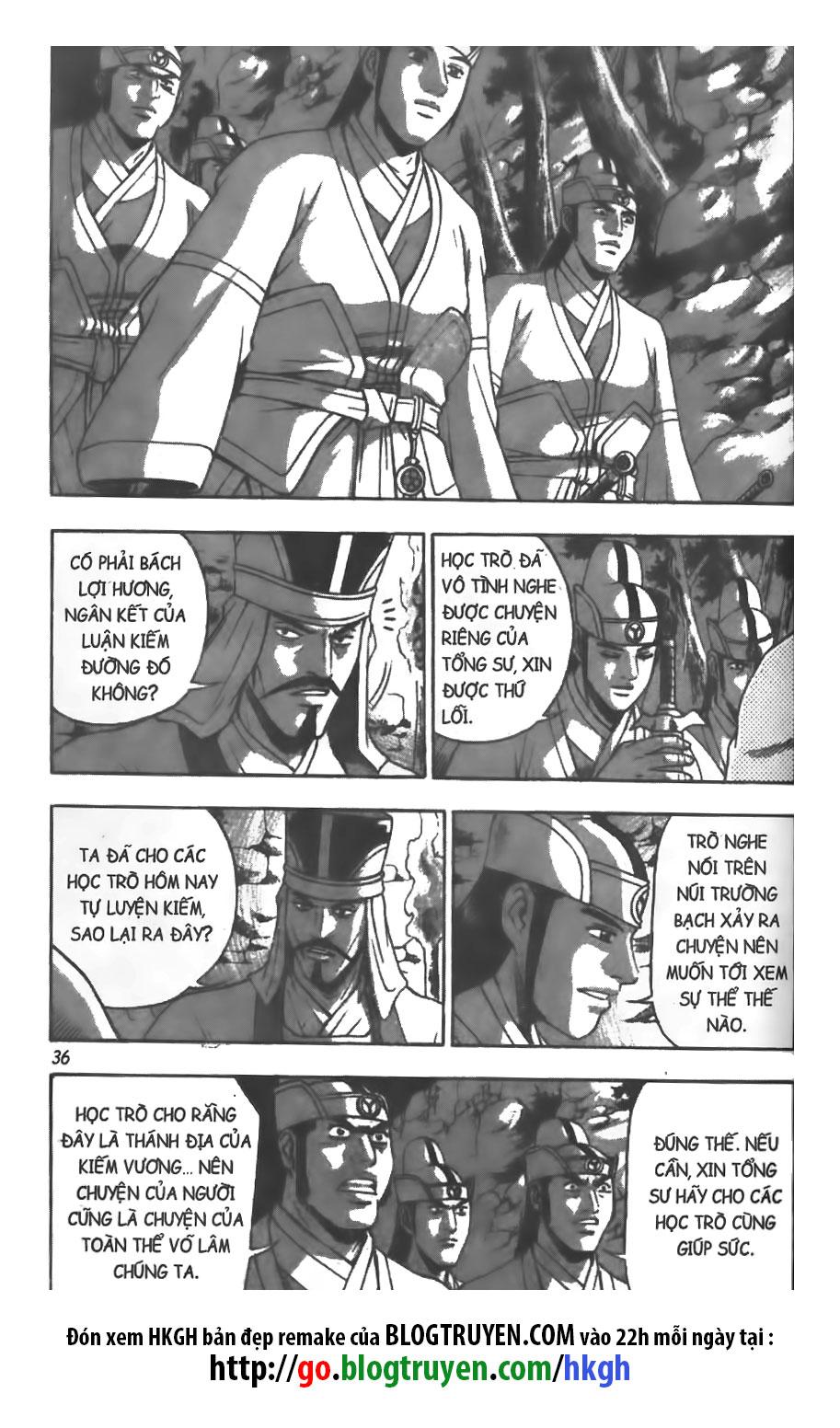 Hiệp Khách Giang Hồ chap 272 page 11 - IZTruyenTranh.com