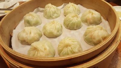 Din Tai Fung Truffle and Pork Xiao Long Bao Taiwan