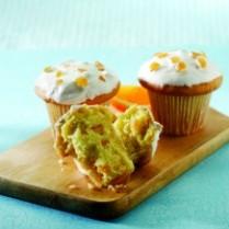 Resep Kue Muffin Glasur Jeruk Enak