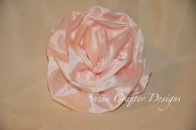 Handmade Fabric Roses