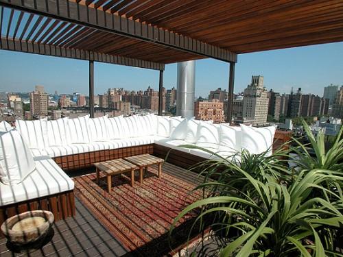 Ideias dicas by in s varandas ou terra os for Balcony ki design