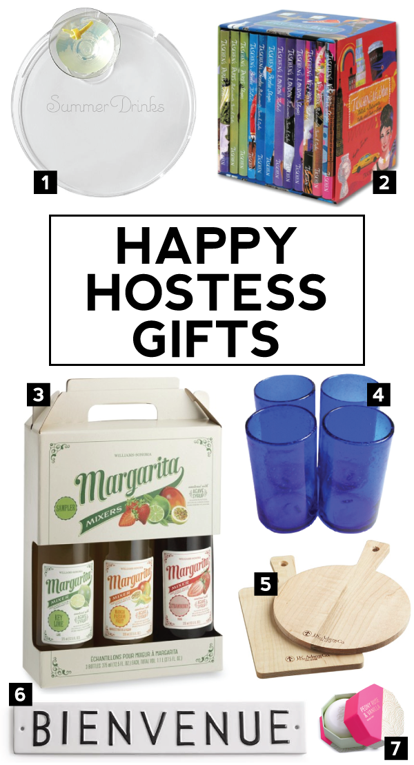 happy hostess gifts for all budgets.