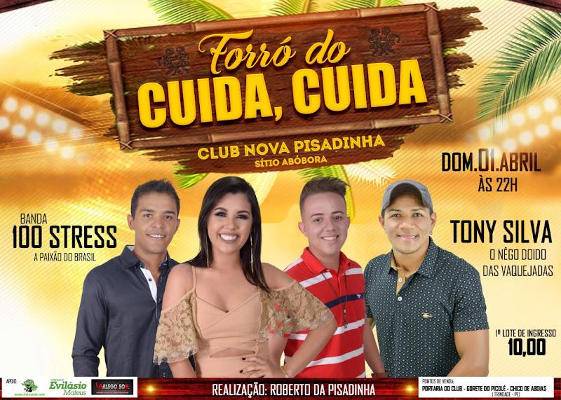FORRÓ CUIDA CUIDA