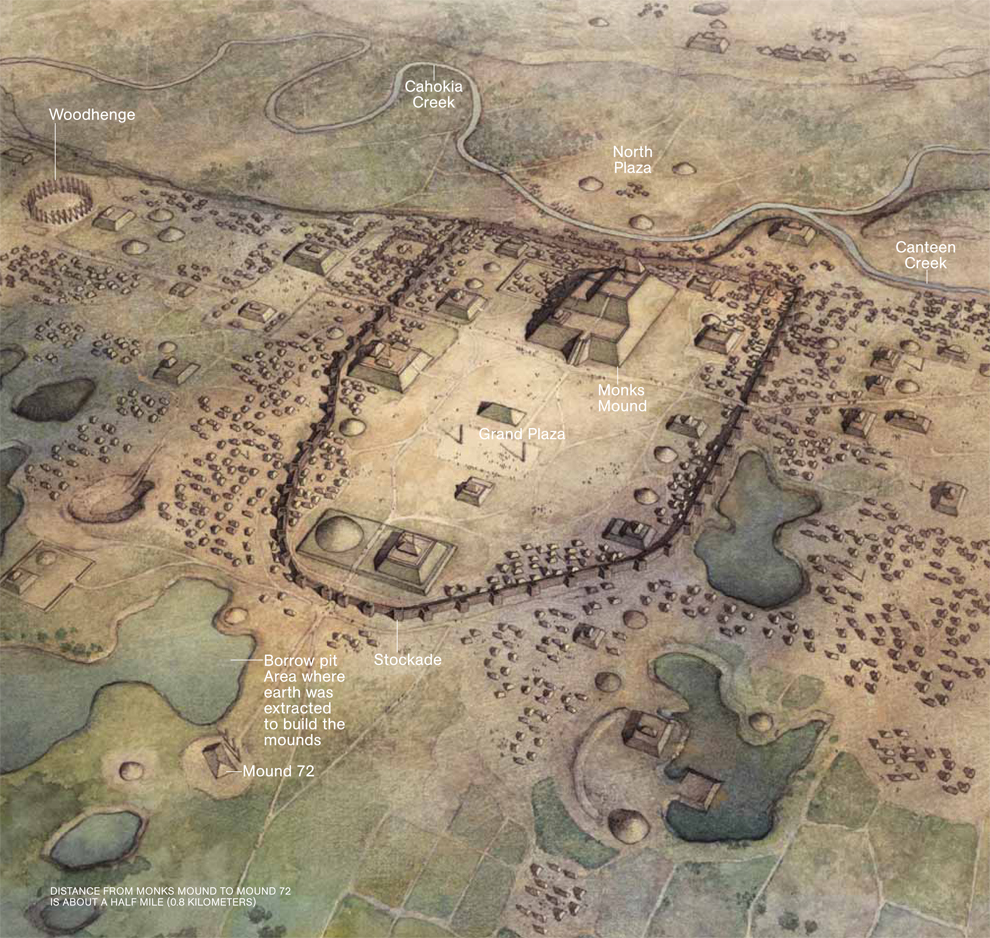 Cahokia Mounds Indians http://faslanyc.blogspot.com/2011/05/new-orleans-outpost-for-empire.html
