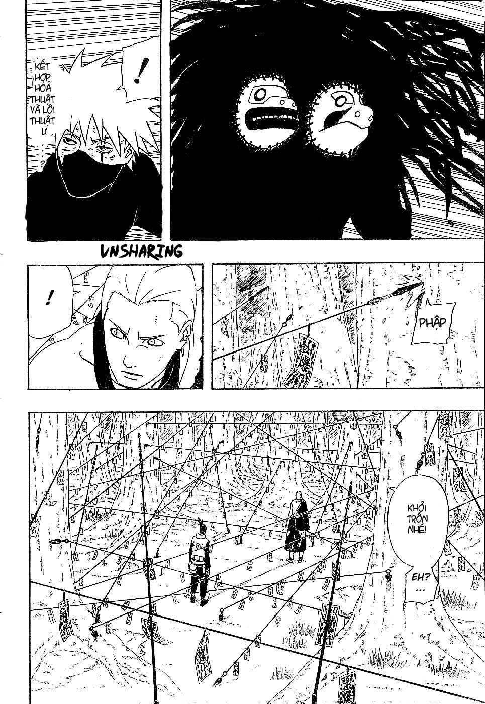 Naruto chap 336 Trang 7 - Mangak.info