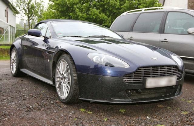 Aston Martin V12 Vantage Roadster Prices