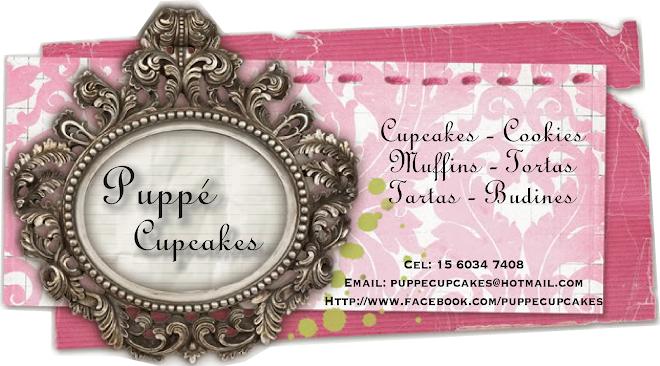 Puppé Cupcakes