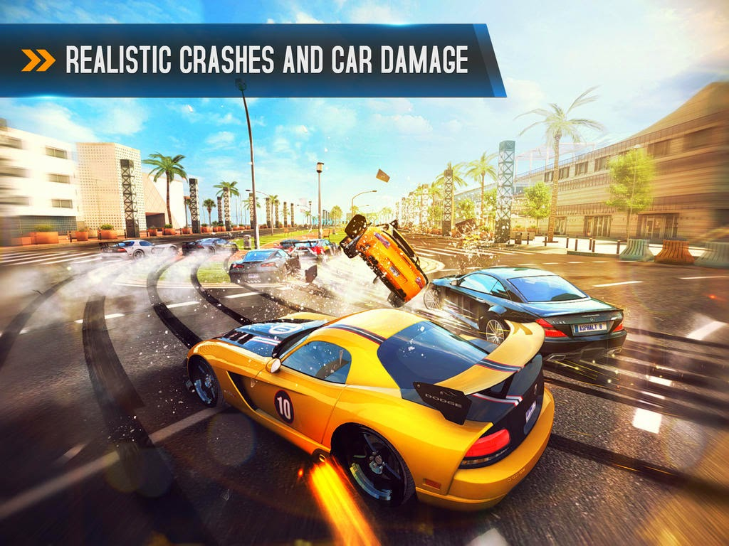 Free Download Games Asphalt 8 Airbone Mpo APK Full Android + Data games