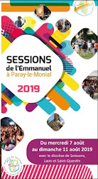 Sessions de l'Emmanuel à PARAY LE MONIAL