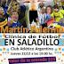 Clínica de Fútbol a cargo de Martín Palermo