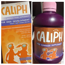 Saya jual Caliph Sunnah Supplement (kid's supplement)