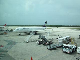 Volaris en Cancun