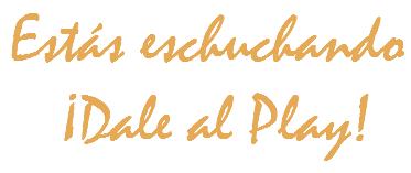 """Bienvenidos, DALE AL PLAY es el programa de radio del IESO """"Juan Patiño Torres"""" de Miguel Esteban"""