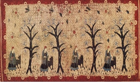 Batik Belanda Motif Fairy Tale