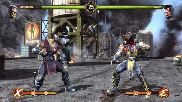 Mortal Kombat Edition PC Game Download