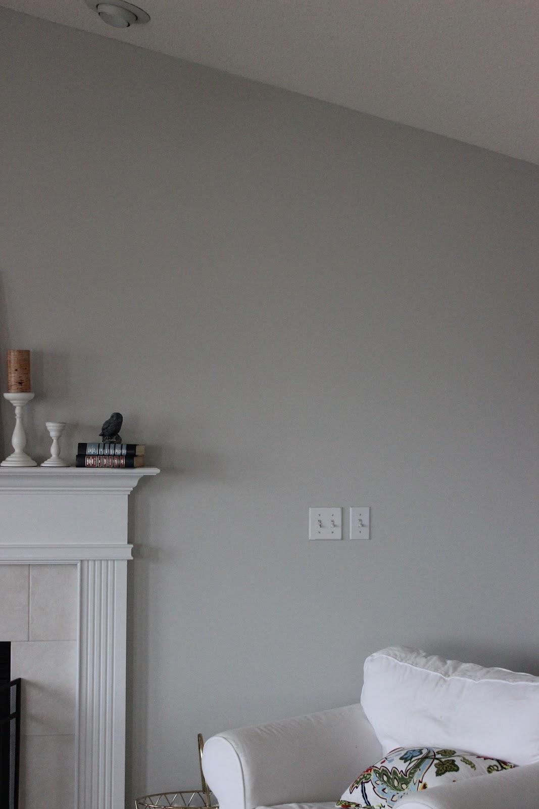 random stuff and a peek at the gray owl paint. Black Bedroom Furniture Sets. Home Design Ideas