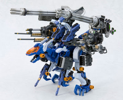 ZOIDS HMM Gun Sniper Leena
