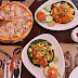 European Thai Fusion: Pizza and Thai noodles