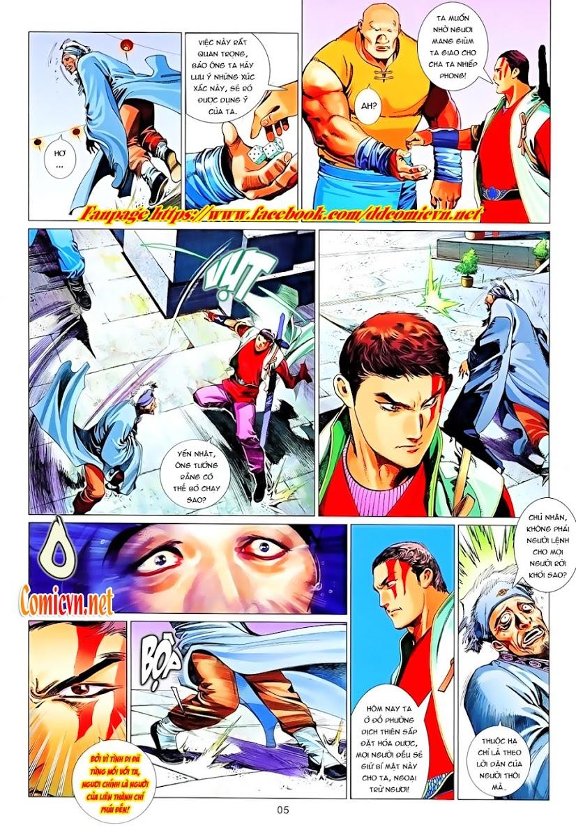 Phong Vân chap 648 Trang 4 - Mangak.info