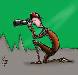 Behind Lens, Atrás da lente