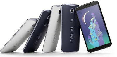 Spesifikasi Motorola Nexus 6