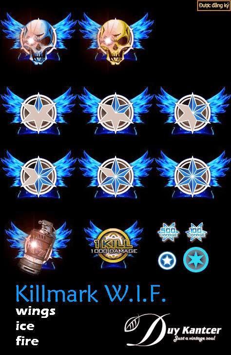 Killmark WIF