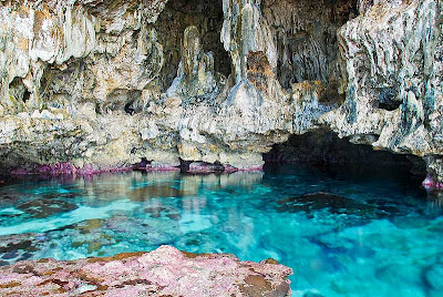 Small Cave, Niue