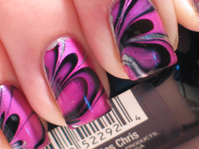 Lacquerish nail art water marble secrets revealed tips tricks my best water marble yet xd solutioingenieria Images