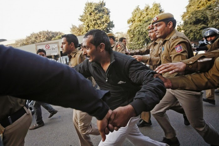 Estupros na Índia