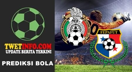Prediksi Mexico vs Panama