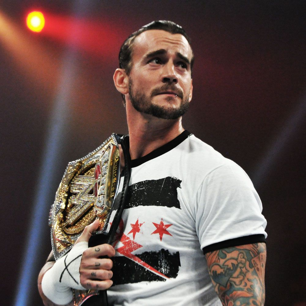 cm punk campeon triple corona