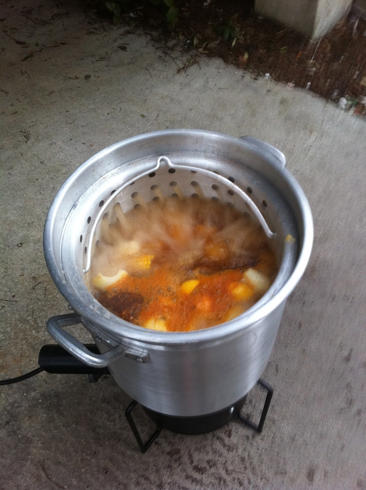 Finding Joy: Frogmore Stew