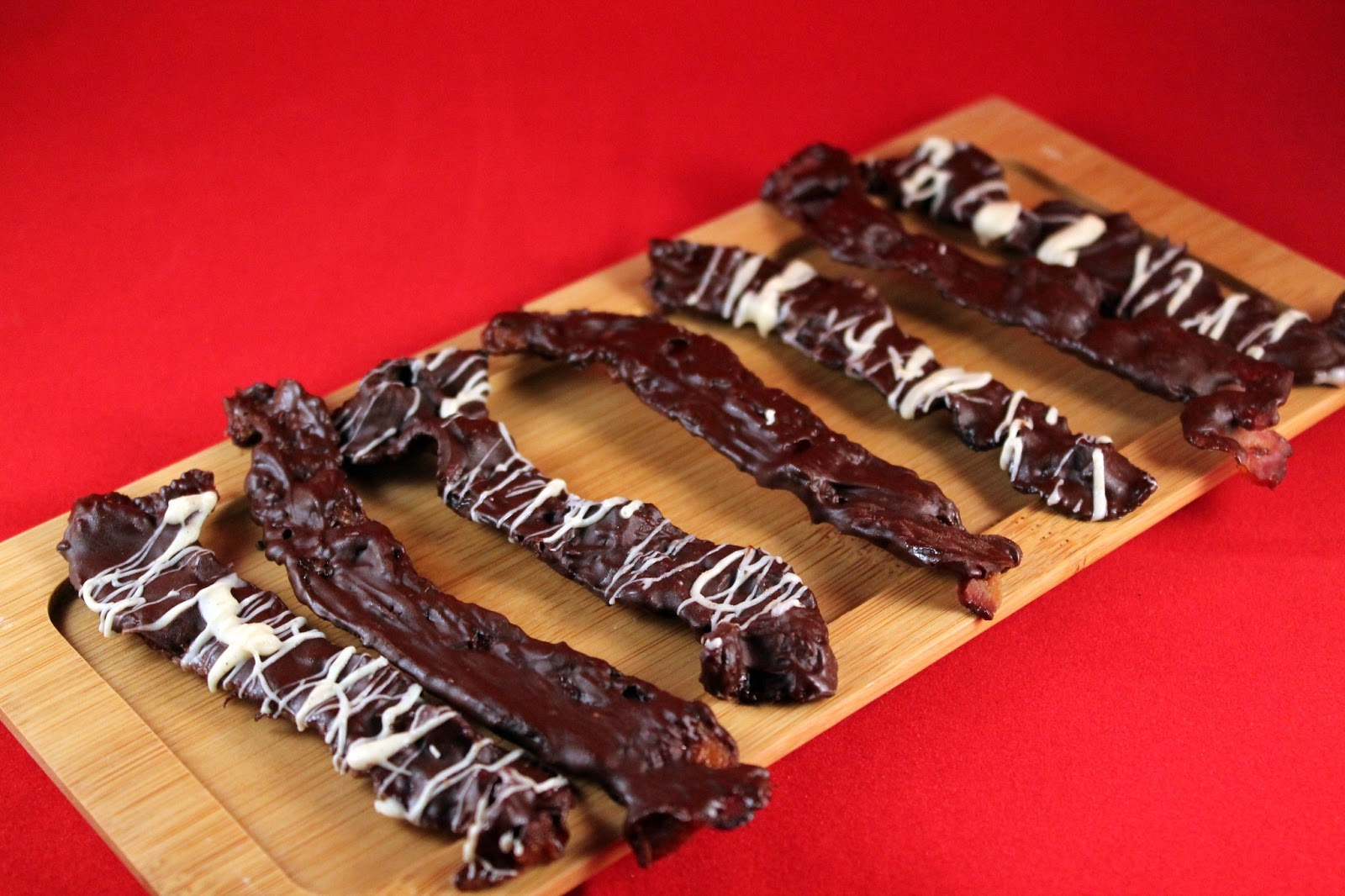 I Run For Wine: Chocolate Covered Bacon for Valentines Day #Sunday ...