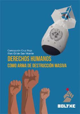 derechos humanos, armas destrucción masiva,