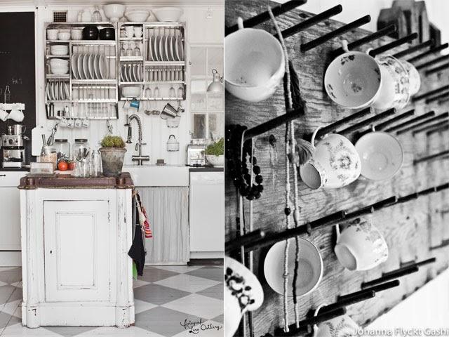 Johanna Flyckt Gashi kitchen