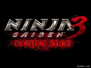 ninja gaiden 3 razors edge logo More Ninja Gaiden 3: Razors Edge Details