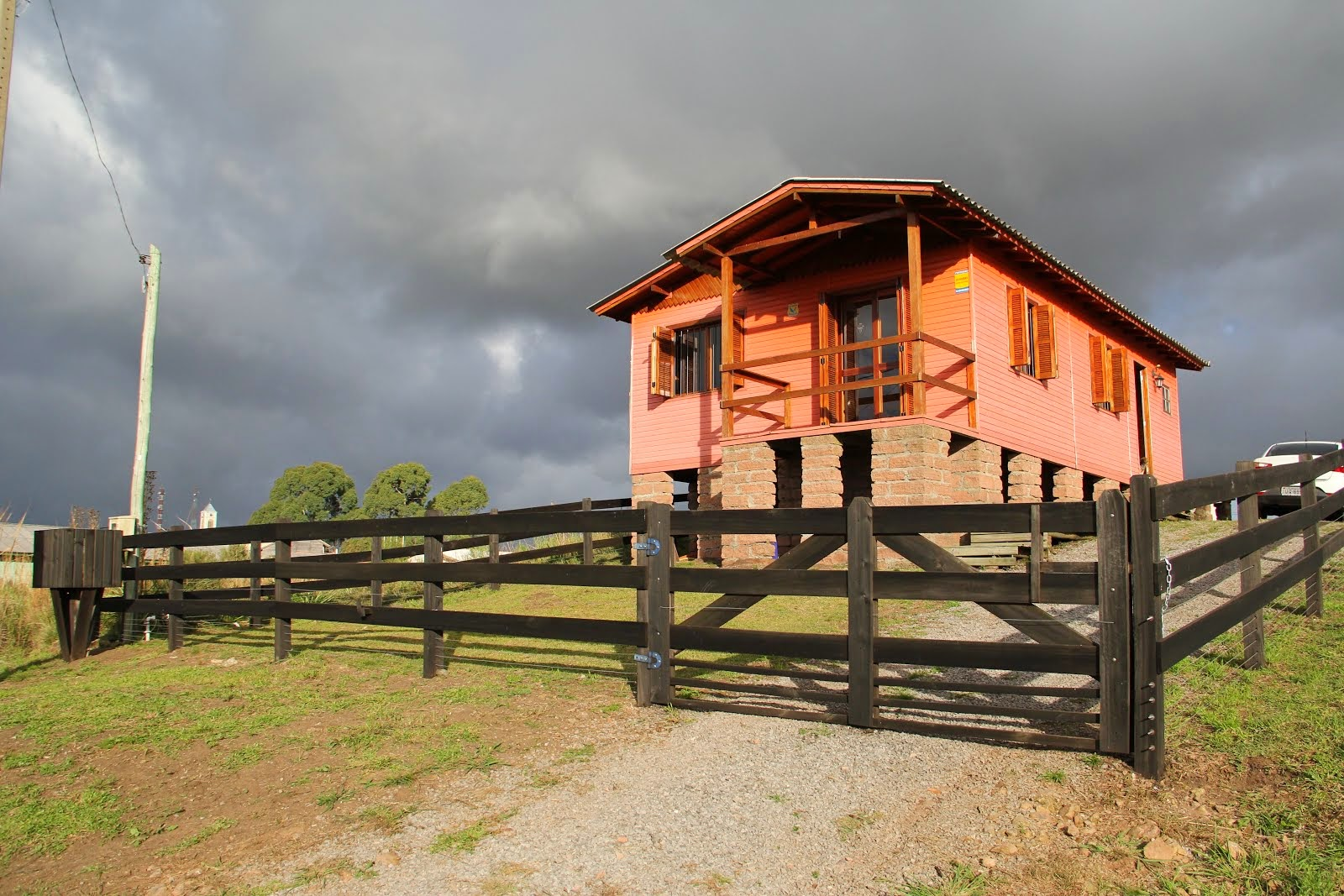 Casa de Cambará