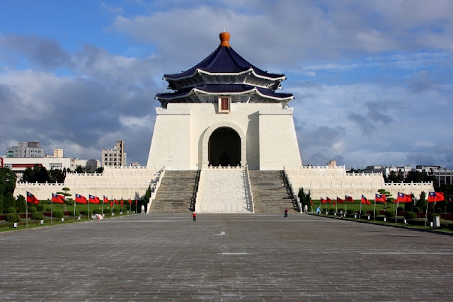 Chiang Kai-Shek memorial Building