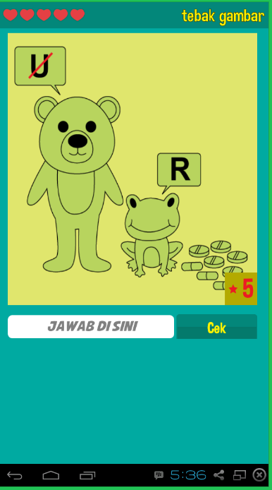 Jawaban Tebak Gambar Beserta Gambarnya Level 11