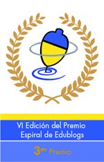 Premio Espiral Edublogs