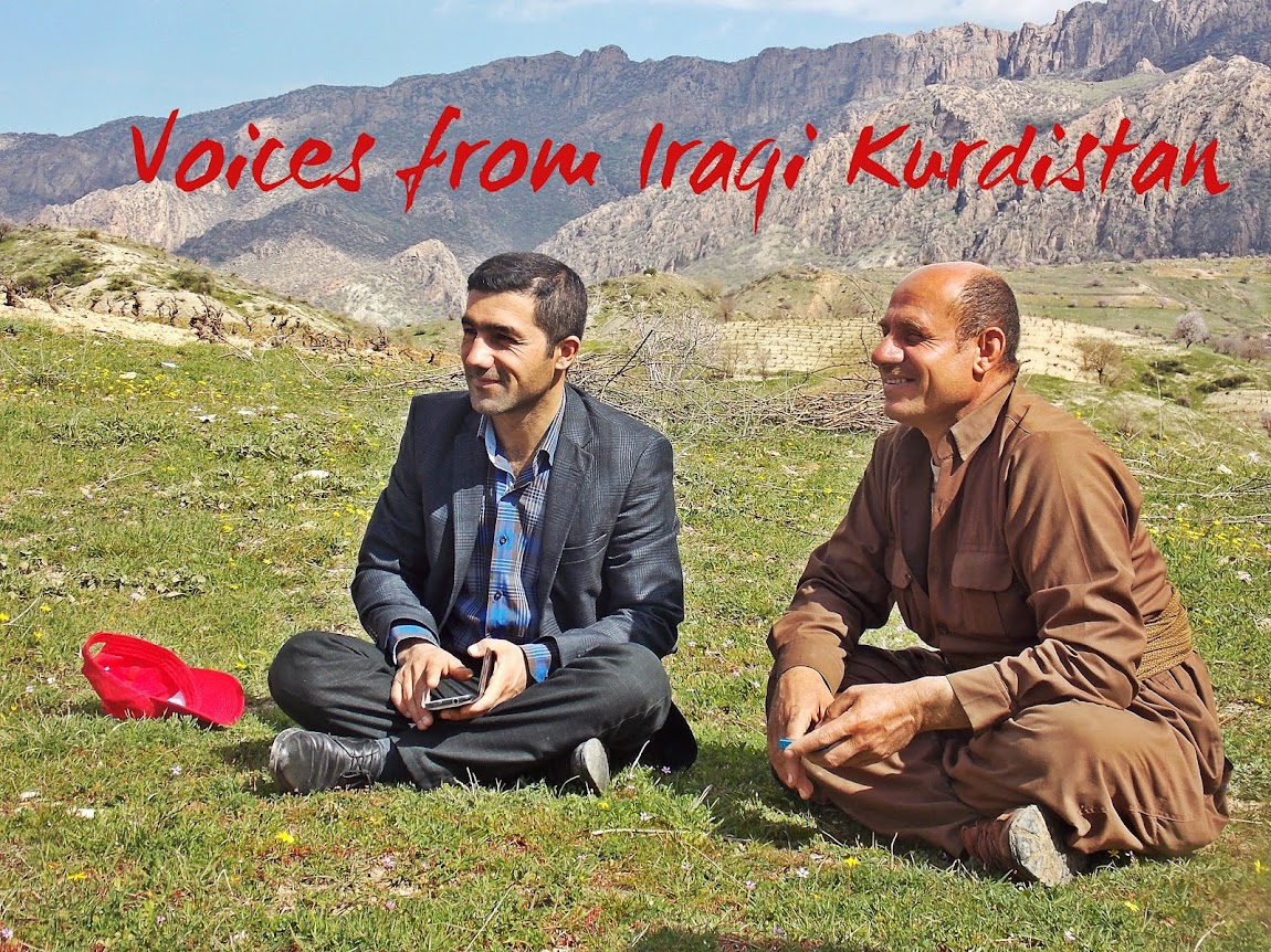 Voices from Iraqi Kurdistan