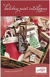 Stampin' Up! Holiday Mini Catalog