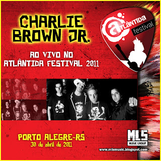 Download CD Charlie Brown Jr   Atlantida Festival 2011