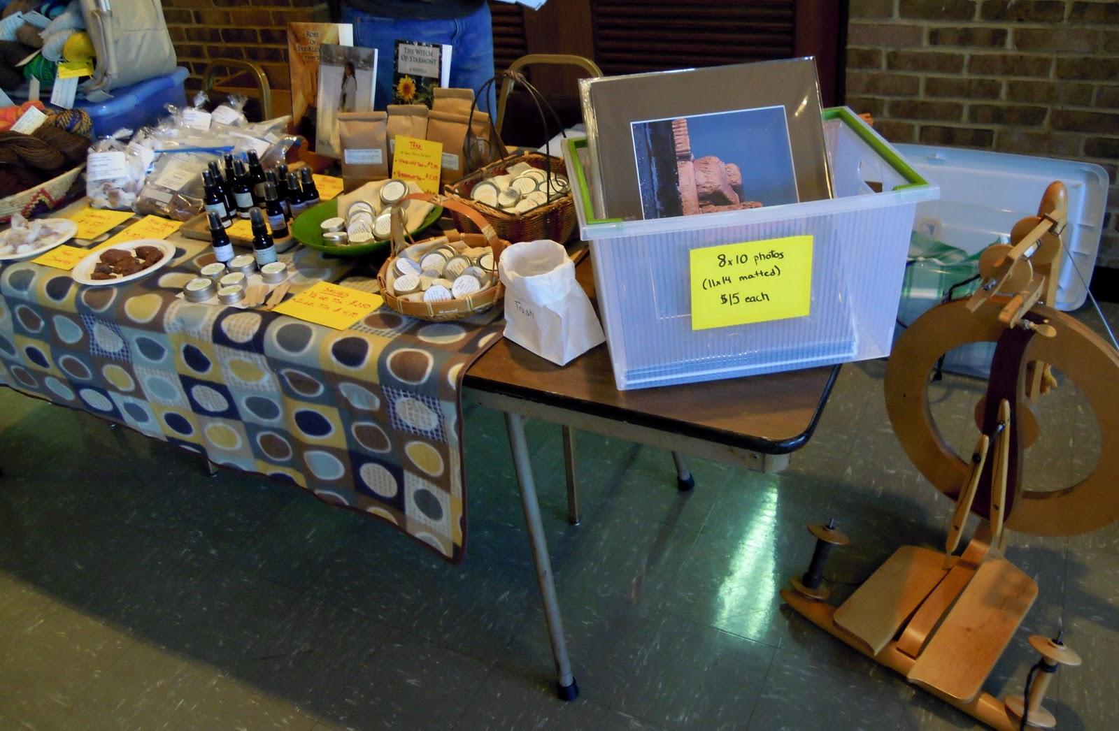 All Things Herbal Craft Fair
