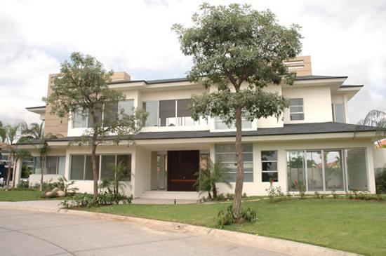 Fachadas de casas casas de fachadas for Casas modernas residenciales