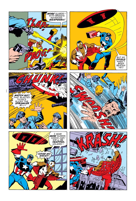 Captain America (1968) Issue #173 #87 - English 17