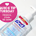 Quick Tip Tuesday: Magical Stain Be-Gone