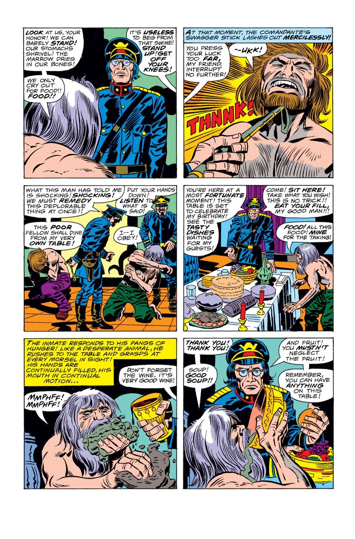 Captain America (1968) Issue #206 #120 - English 6