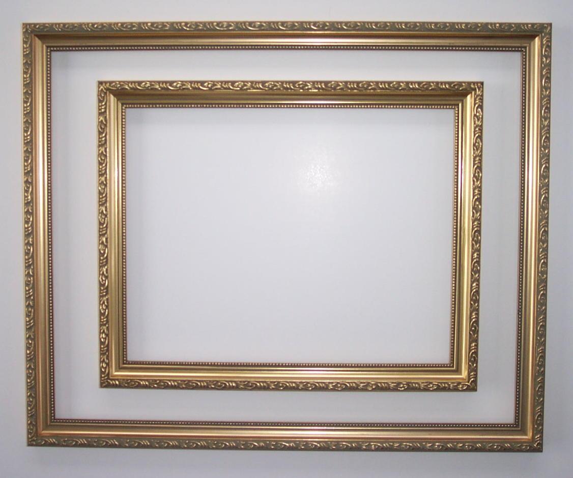 Как своими руками сделать рамку для картин с лепниной