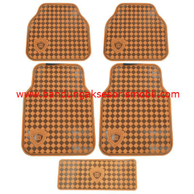 Karpet DAD Garson Coklat-Coffee Guang Zhou